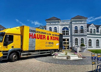 Hauer & Kopal ready for your move